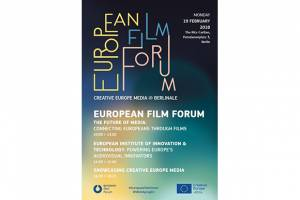 FNE at Berlinale 2018: European Film Forum at Berlinale