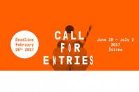 FEST ANČA 2017 - Call for Entries