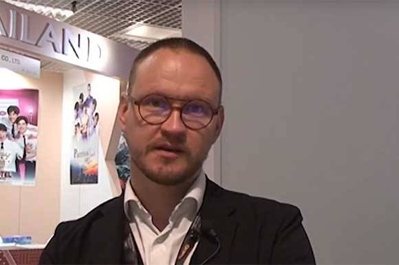 FNE TV at Cannes Marche du Film Next 2019: Sten Kristian-Saluveer Head of Programming