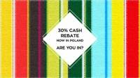 PART I: Polish 30% Cash Rebate Guide - Application and Eligibility