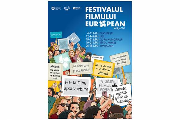 FESTIVALS: EFAD's Samuel Young to Speak at 21th European Film Festival in Bucharest