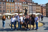 American Location Managers Visit Poland