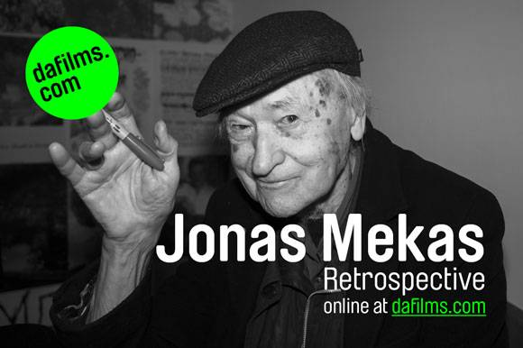 DAFilms.com presents: Retrospective of Jonas Mekas