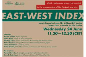 Invitation: East-West Index at Cannes Docs / Marché du Film Online
