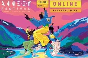 Slovakia, Georgia and Estonia Pitch at Annecy