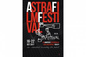 Astra Film Festival 2017 -  an immersive experience of Real & Virtual Reality