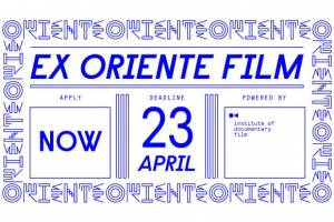 Applications Open for Ex Oriente Film 2021