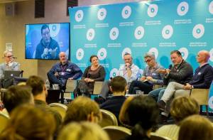 Storytek Forum - pilot event of Storytek that took place during Black Nights Film Festival and Industry@Tallinn in 2016.