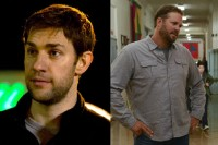 John Krasinski in Promised Land (2012) and David Denman in Parenthood (2010)
