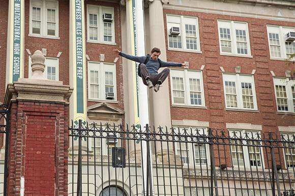 Tom Holland in Spider-Man: Homecoming (2017) by Jon Watts