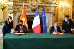North Macedonia Signs Film Coproduction Agreement with France