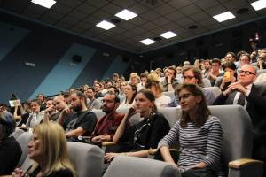 Visegrad Film Forum once again attracted film enthusiasts