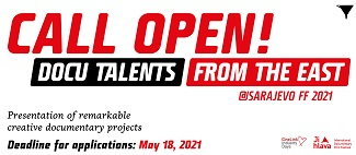 Docu Talents 2021 call open