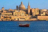 PRODUCTION: Michael Fassbender and Marion Cotillard Shoot Assassin's Creed in Malta