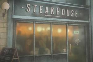 Steakhouse by Špela Čadež
