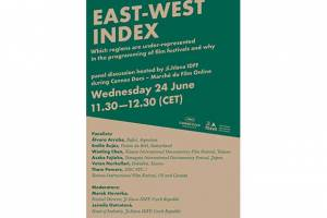 FNE TV: Ji.hlava IDFF East West Index Debate