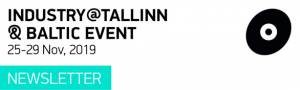One month to go - Industry @Tallinn & Baltic Event!
