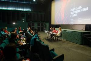 Drifting on a tide of film stories during the 21st Festival of Slovenian film