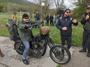 The shooting of the feature film Riders by the director Dominik Mencej has begun