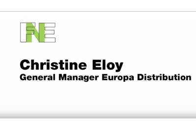 FNE TV: Christine Eloy General Manager Europa Distribution