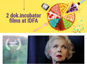 Two dok.incubator films at IDFA 2019