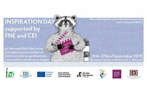 FNE Teams Up with Warsaw Kids Film Forum for The Inspiration Day