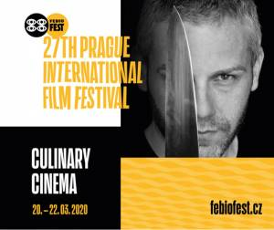 Culinary Cinema again at Febiofest! Kalina, Jeřábková and Koráb are this year's chefs