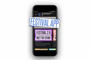 The new application of the Thessaloniki Film Festival for mobiles and tablets