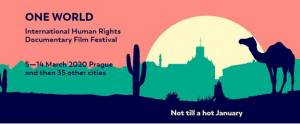 Festival One World presents it´s premieres