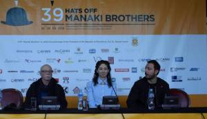FILMS ABOUT TOUGH EUROPEAN QUESTIONS INTRODUCED AT THE MANAKI BROTHERS FESTIVAL