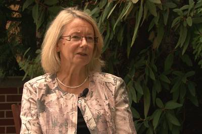 FNE TV: Vice-President of the EU Parliament Evelyne Gebhardt