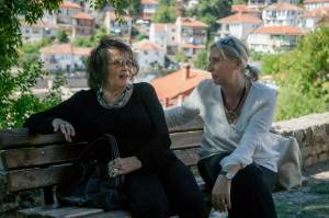 THE KOSOVAR ACADEMY AWARD CANDIDATE PRESENTED AT THE MANAKI BROTHERS FESTIVAL, CLAUDIA CARDINALE AMAZED BY THE CITY OF OHRID