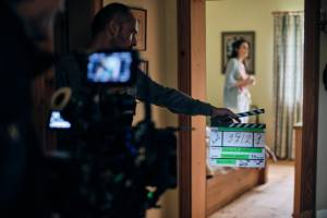 The shooting of the feature The Space Within Us by the director Rahela Jagrič Pirc begins