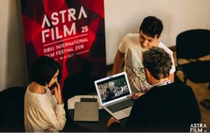 Three days dedicated to professionals from the international film industry, at Astra Film Festival 2019