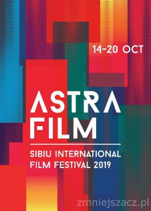 Astra Film Festival 2019 is about to begin: the celebration of the world will be held in Sibiu between 14 and 20 October