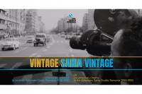 Documentary Platform Vintage Sahia Launched in Romania